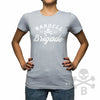 Barbell Brigade - Women's Tee (Heather Grey)
