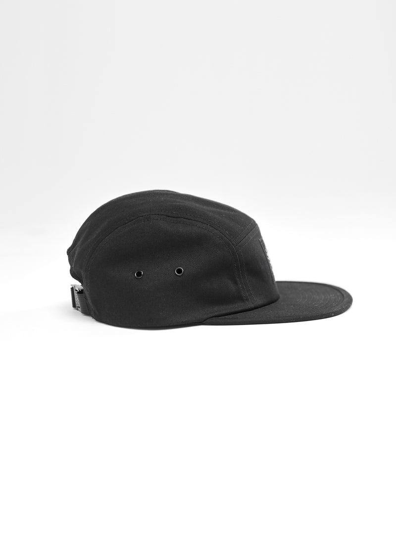 Rebirth - Camper Hat (Black/White)