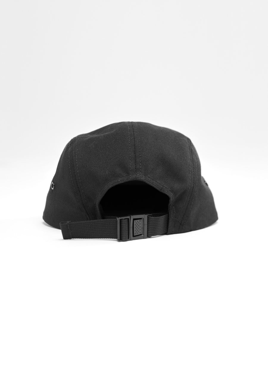 Rebirth - Camper Hat (Black)