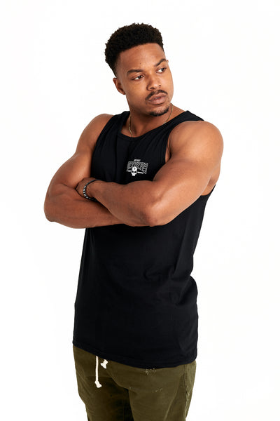 Seekers - Tank (Black)