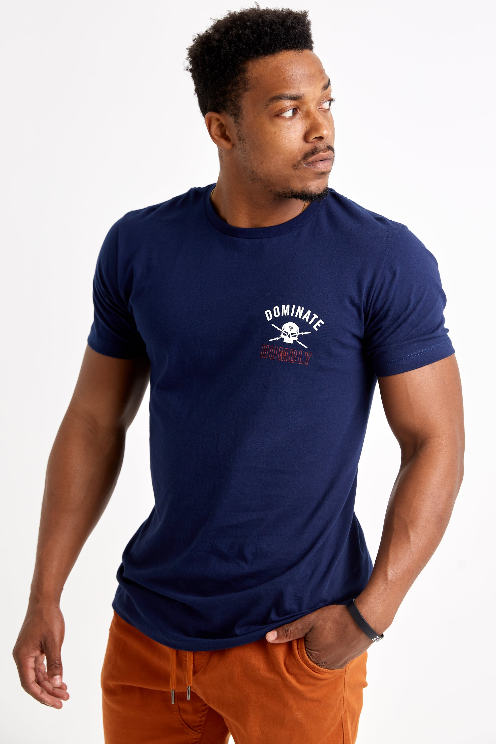 Axiom - Tee (Navy)