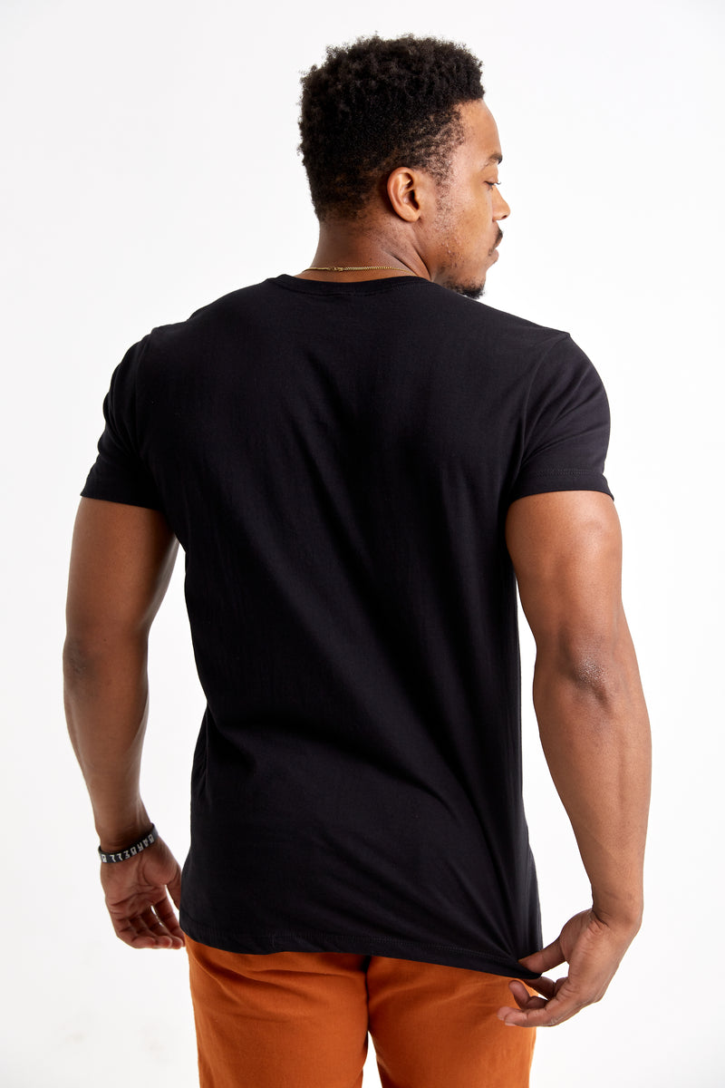 Foundation - Tee (Black)