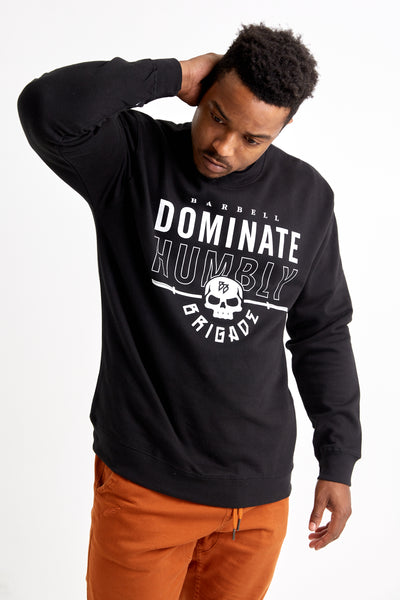 Humble Nation - Crewneck Sweater (Black)