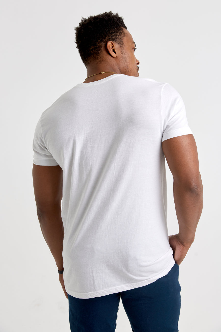 Foundation - Tee (White)
