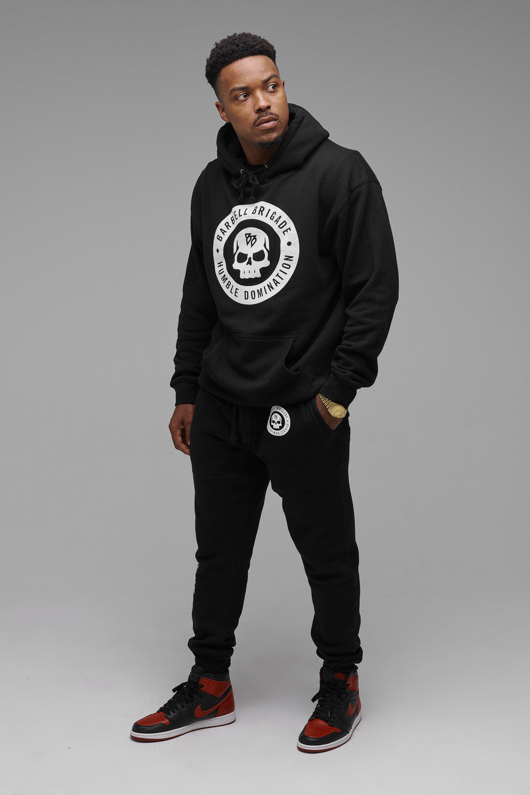 Renegade - Jogger (Black)