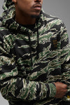 Trademark Patch - Hoodie (Tiger Camo)