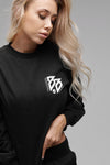 Keystone - Long Sleeve Tee (Black)