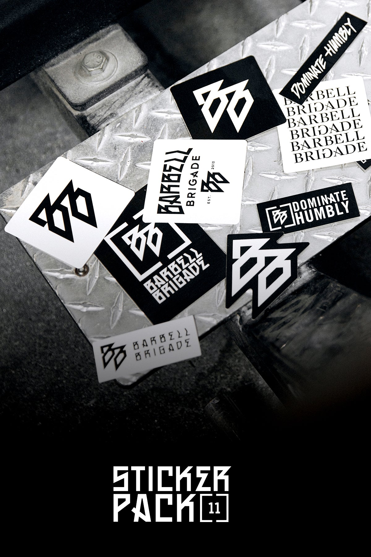 SP11 - Sticker Pack