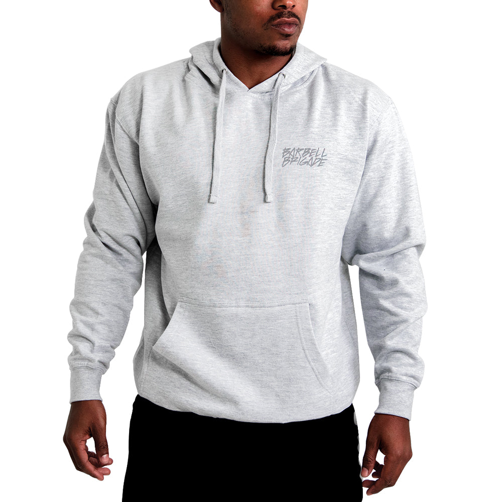 Signature - Pullover Hoodie (Grey Heather)