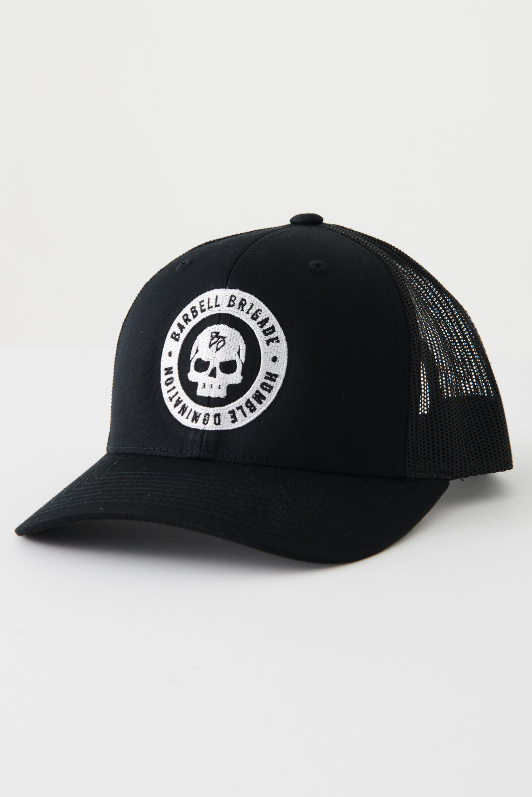 Renegade - Retro Trucker Hat (Black)