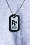 BB - Dog Tag (Black)