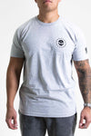 Veteran's - Tee (Heather Grey)