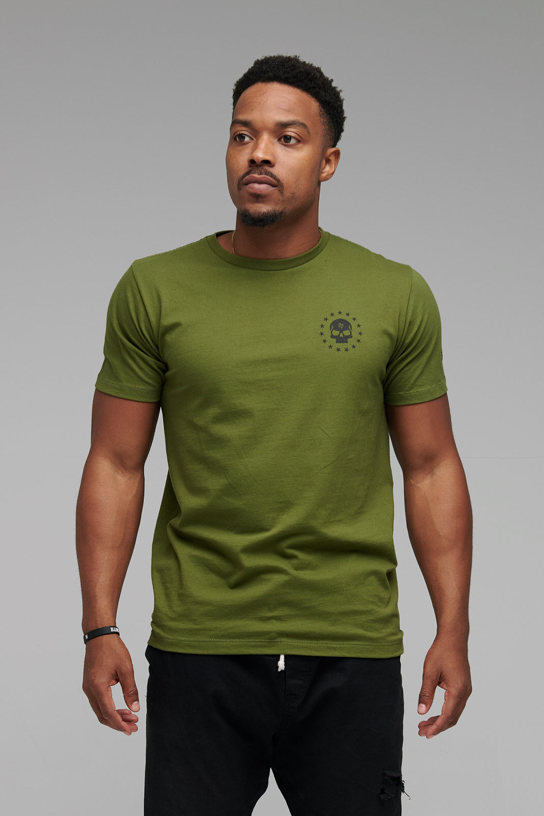 Veteran's - Tee (Army Green)