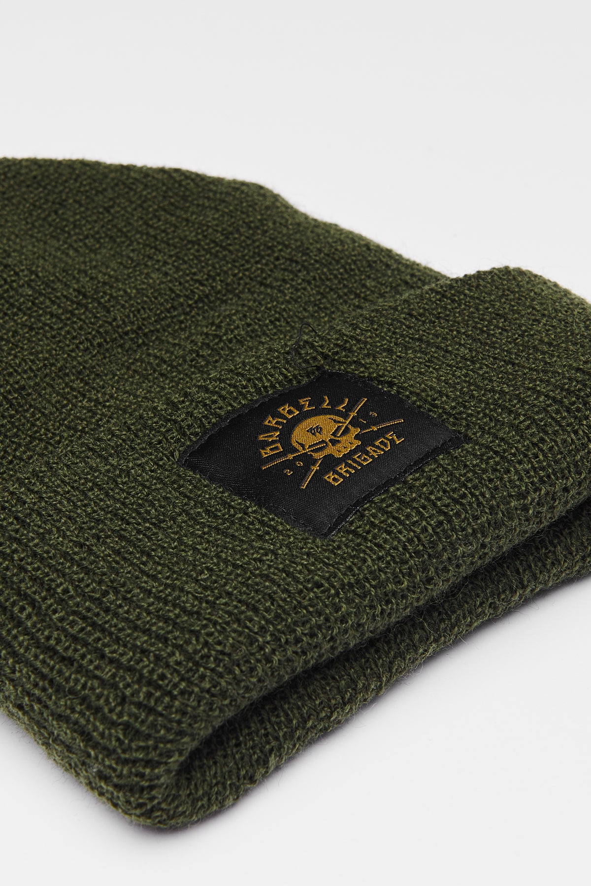 Rebirth - Watch Cap (Olive Drab)