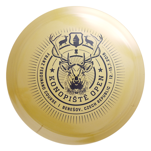 Discmania Limited Edition Shimmer S-LINE FD2 (Konopiste Fundraiser)