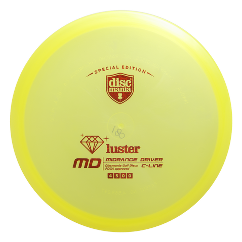 Discmania Special Edition Luster C-LINE MD