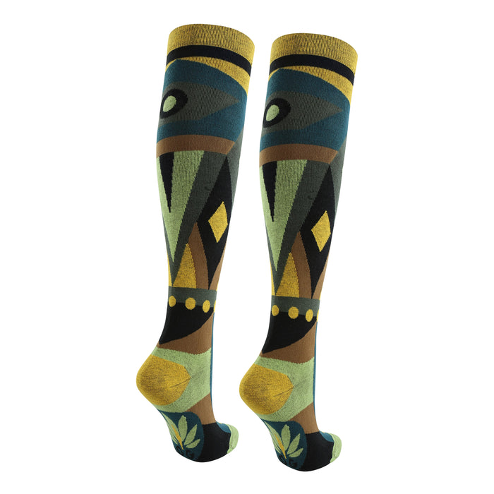 OG Kush Knee High Socks