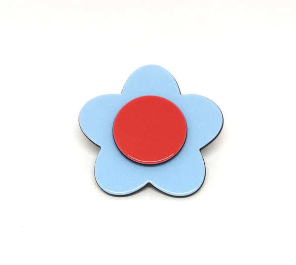 Bibi flower - Blue