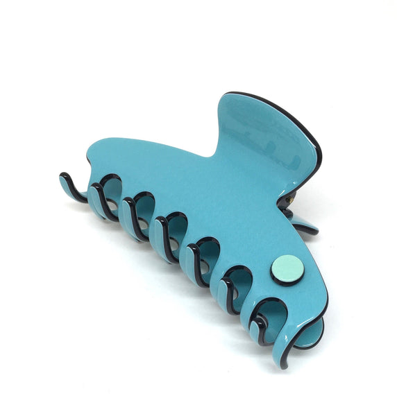 Barcelona medium claw - Turquoise
