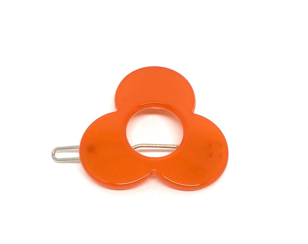 Barcelona Hairclip - Orange
