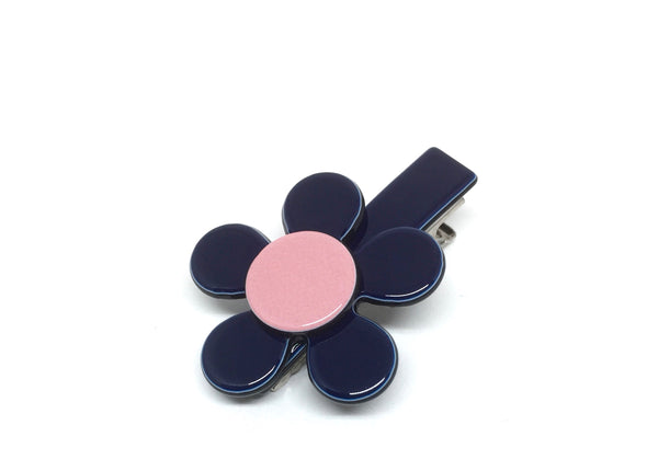 Daisy flower - Small - Navy