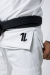 The One Kimono with FREE Whitebelt - White
