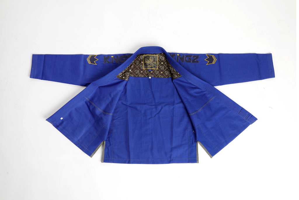 Kid's Comp V5 Jiu Jitsu Gi - Blue