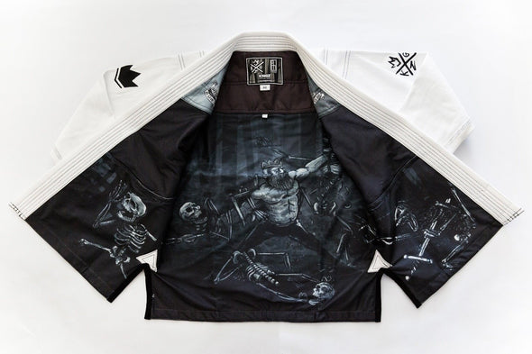The Sovereign 2.0 Kimono - White