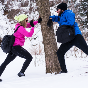 Mother Nature As Your Spotter: 5 Outdoor Exercises
