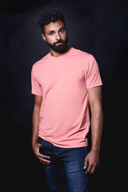 Men's Oceanum V-Neck Tee