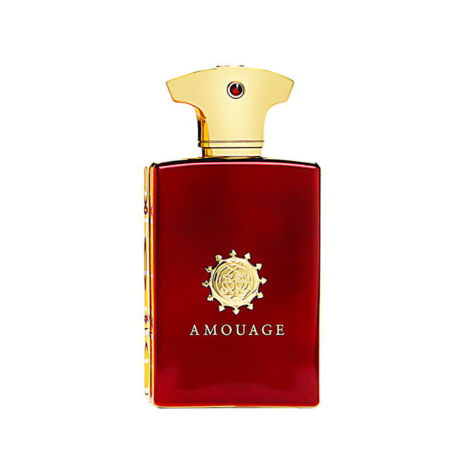 Amouage Journey Man tobacco leather incense potent fragrance