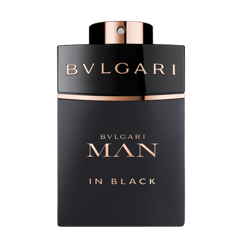 Bvlgari Man In Black rum leather benzoin Bvlgari Man