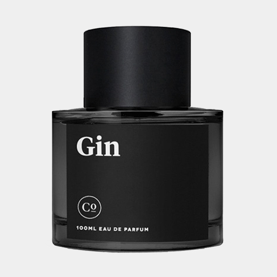 Commodity Goods Gin refreshing woody warm weather scent