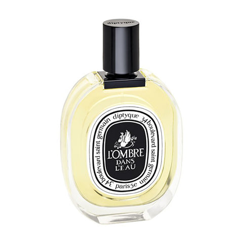 Diptyque L'Ombre Dans L'Eau Eau De Toilette fruity green rose Baies candle