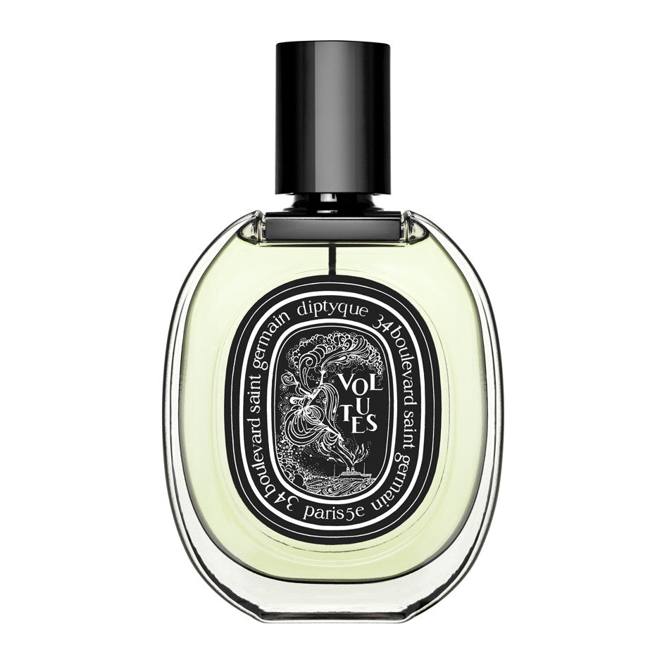 Diptyque Volutes Eau De Parfum EDP Sweet Honeyed Tobacco Dried Fruits