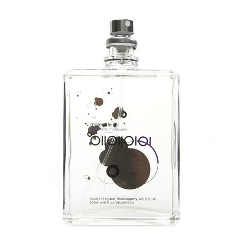 Eccentric Molecules Molecule 01 clean woody fresh synthetic scent cedar