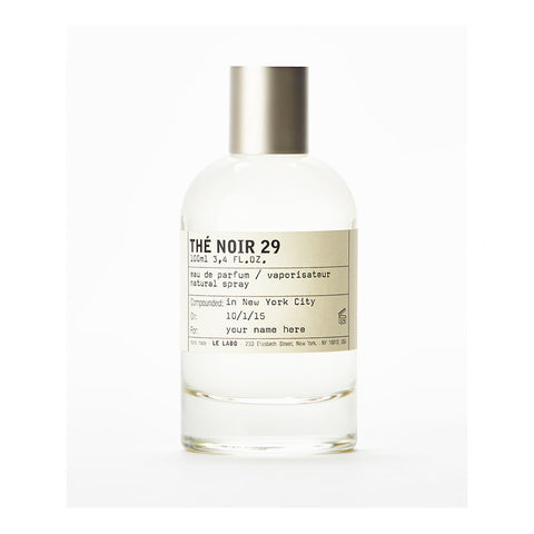 Le Labo The Noir 29 Woody Nutty Vetiver Fig Leaves