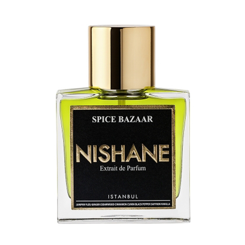 Nishane Istanbul Spice Bazaar Spicy Potent Fragrance For Women Men