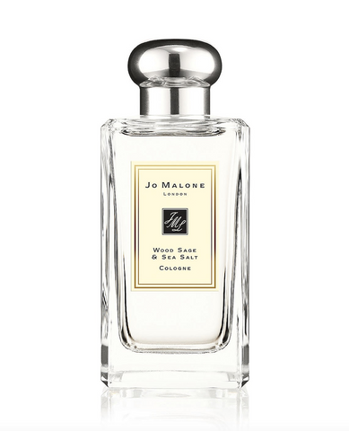 Jo Malone Wood Sage And Sea Salt Refreshing Salty Bergamot Woods