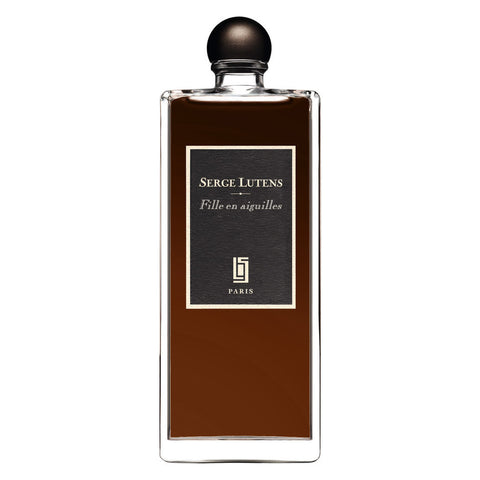 Serge Lutens Fille En Aiguilles woody, resinous, fruity pine