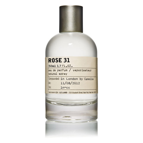 Le Labo Rose 31 Spicy Bright Rose Unisex