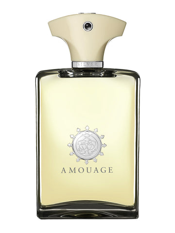 Amouage Silver Man Floral Fresh Orange Blossom Incense