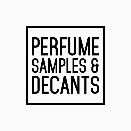 Perfume Samples And Decants
