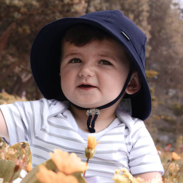 Baby Bucket hat Navy