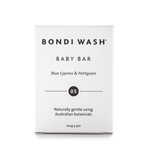Bondi Wash Baby Bar