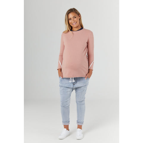 Top Rancho Relaxo Jumper Rust