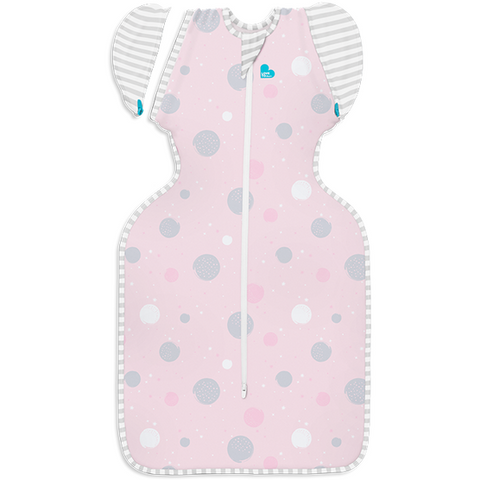 Swaddle UP Transition LITE pink spot