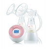 PUMP - Unimom Minuet LCD portable double electric breast pump