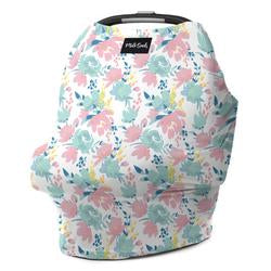 Milk Snob car seat cover Sweet Pastels