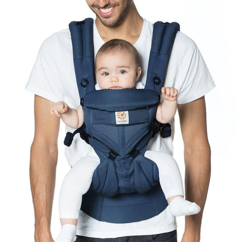 Ergobaby - Omni 360 Cool Air mesh Midnight Blue
